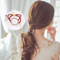 Fashion design elastic hair band for women