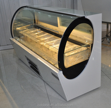 Used Glass Door Display Freezers For Ice Cream