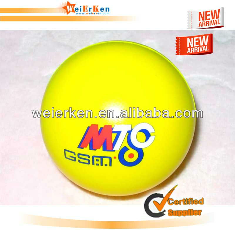 2013 hot sale pu sticker ball