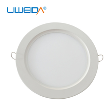 Flexible ceiling lightings round flat ceiling led light 22W surface led panel light