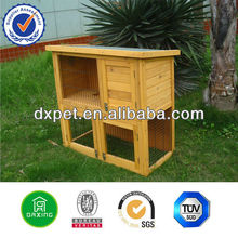 2 story rabbit hutches DXR015