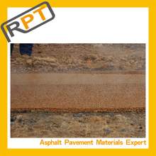 Roadphalt color orange modified bitumen