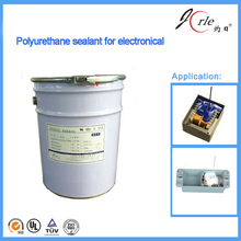 crack resistance polyurethane sealant for electron component