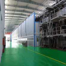 Paper Machine Closed Hood for Dryer Section