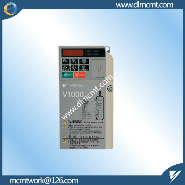 Yaskawa frequency inverter V1000 series 15kw VB2A0069FAA best price frequency changer