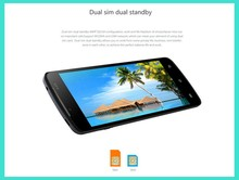 2015 MTK 6582 Quad Core smart phone Doogee DG330 RAM 1GB ROM 4GB low price china mobile phone