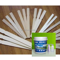 Waterproof interior furniture lacquer wood paint coating