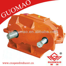 ZQ Series superior quality soft gear face reducer