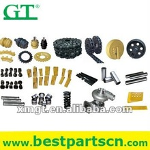 Given latest excavator undercarriage spare machine model,genuie parts