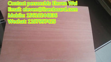 Plb plywood for furniture/Formaldehyde free plywood/Okoume fancy plywood