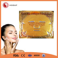 Best Sale Anti Aging Direct Supplier Golden Power Collagen Facial Mask