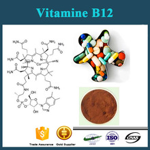 High pure factory Vitamine B12 /Mecobalamin/Complexe Vitaminique B powder/ tables/ capsules + free sample