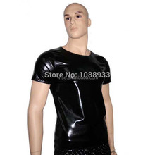 2016 Hotsale Sexy Men Rubber Latex Catsuit