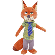 big eyes soft baby fox animal toys