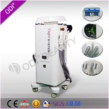 Semiconductor refrigerating 1200W ipl hair remvoal machine work with RF(CE)