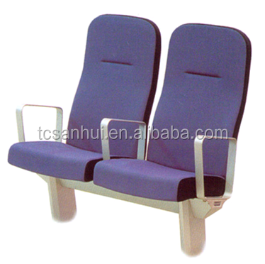 Chinese suppliers of high quality stainless steel framework of Marine boat seat, yacht seat of the ship for sale