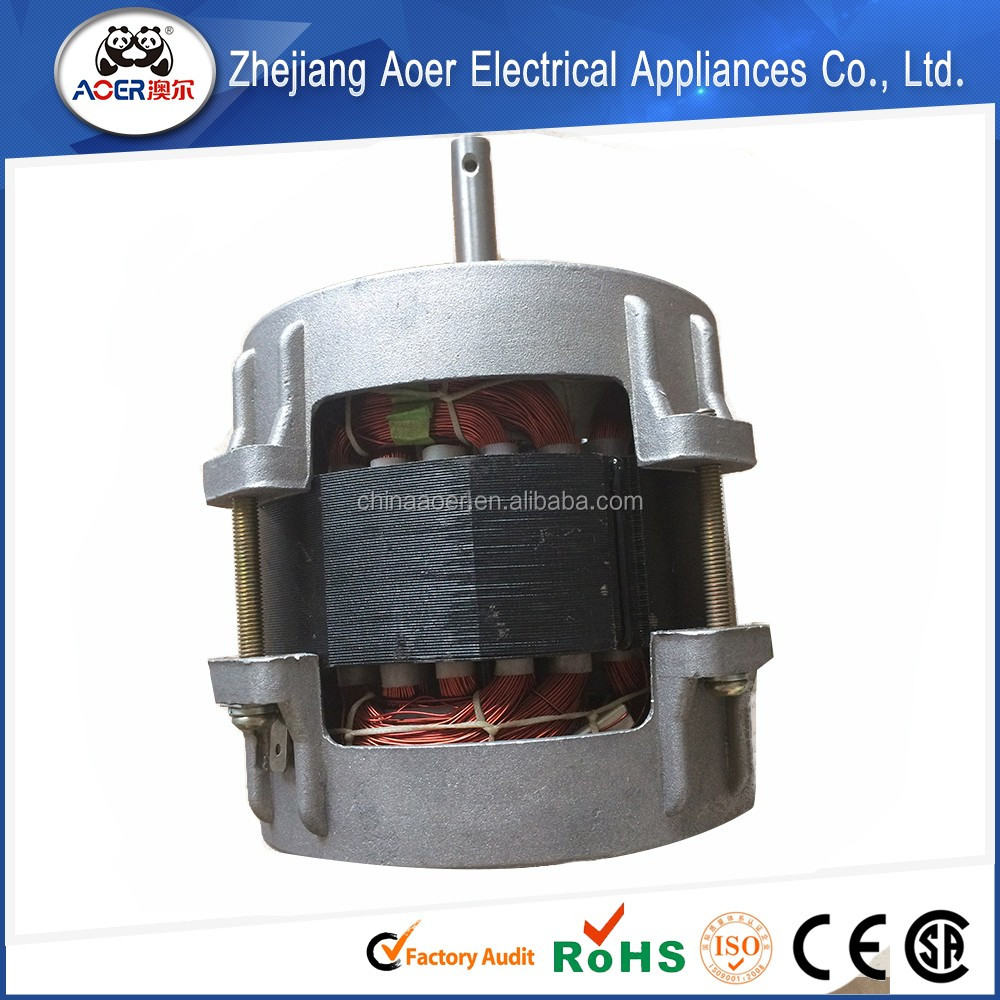220V 190W 1.7A AC axial fan brushless electrical motor
