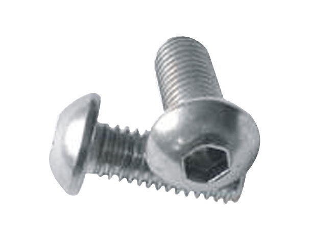 aluminum cap screw
