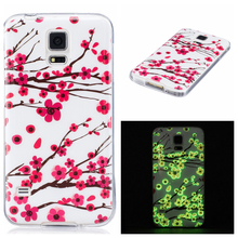 High Quality IMD + TPU Mobile leather protective case leather phone case for Samsung S5