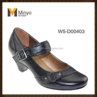 Minyo Lady Dress Shoes With Buckle Wholesale Cheap