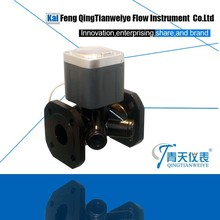 ultrasonic doppler liquid nitrogen flow meter