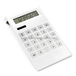 silicone keys calculator dual power, Promotional solar calculator, factory supply calculator