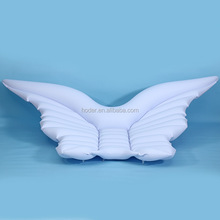 large angel wing inflatable water pool float beach toys white for adult