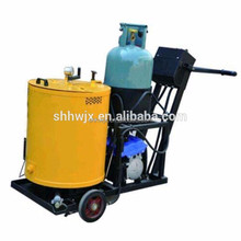 60L high capacity Crack sealing machine asphalt pothole repair slurry seal machine