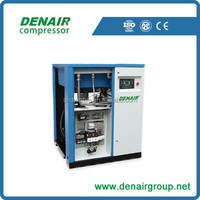 shanghai cheap air screw compressors 7.5bar for welding