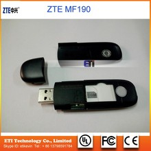 ZTE 3g wcdma wireless usb data card,dongle for android tablet