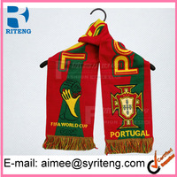 Customization The 2014 Brazil World Cup souvenirs international fans cheer the scarf