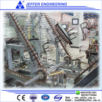 Tube Glass Production Line/Glass plant/Glass Project