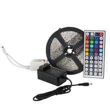 5050 300 led per meter <strong>RGB</strong> remote control led strip light