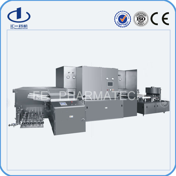 High Quanlity Oral Liquid Filling and Sealing Pharmaceutical Machine
