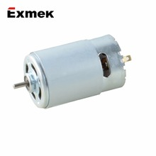 Custom made 15w 12v dc electric gear brush motor made in China