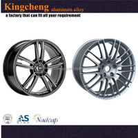 China supplier hot rolling large size used aluminum alloy wheels