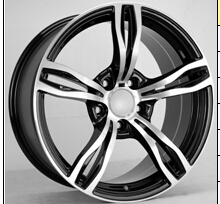 F9335 SUPERIOR CASTING TECHNOLOGY CAR ACCESSORIES ALLOY WHEELS 17 INCH 5X114.3
