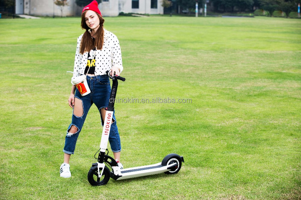 Top 10 brand INOKIM MYWAY Lithium battery electric chariot i2 electric scooter fun space scooter