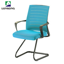 Metal frame legs mignon unique office mesh chair raw materials office mesh chair