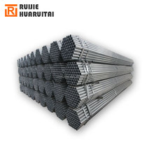 Thin wall sch40 q235 pre galvanized steel pipe, threaded galvanized steel pipe 1 1/4 inch