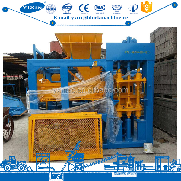 cost of cement plant spare part machinery soil brick making machine price