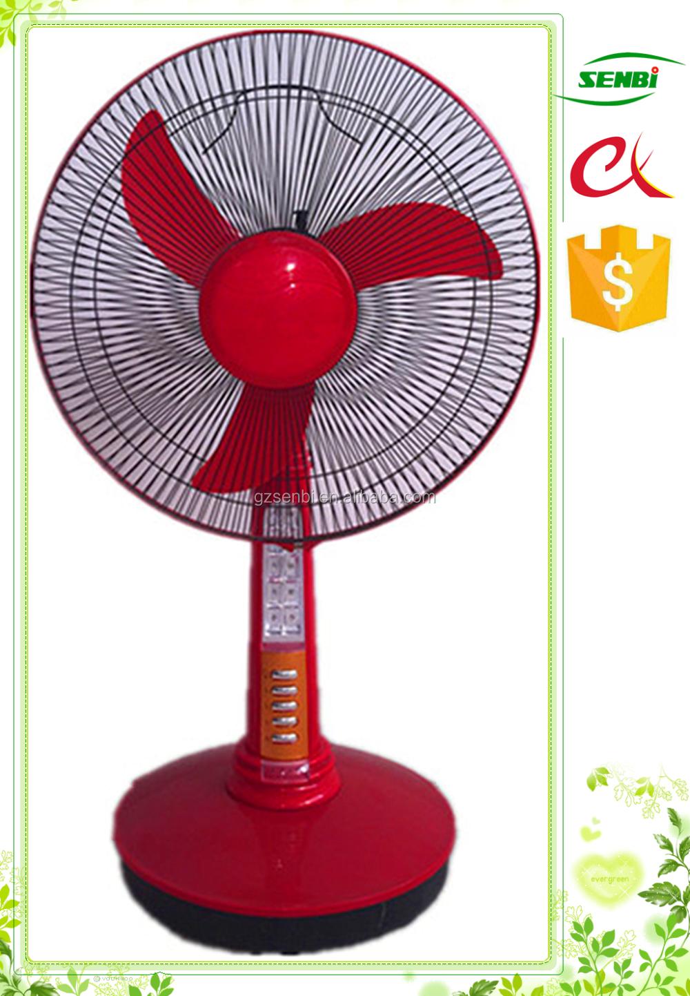 Solar fan lighting system table fans ac dc 12v small for 12v led table lamp