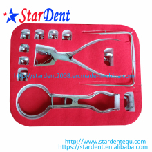 Dental Medical Rubber Dam Kit/Dental Instruments