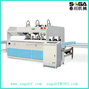 SP20-SA Upgrade SAGA High Frequency Edge Gluer-Slant Type