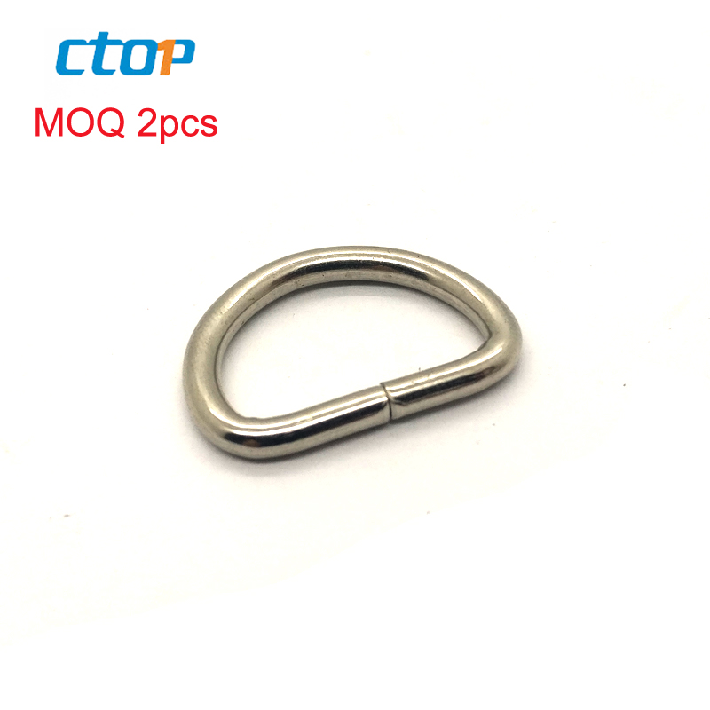 wholesale metal ring stainless steel <strong>d</strong> ring