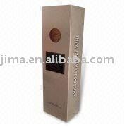 Custom Printing foldable offset paper Wine Box