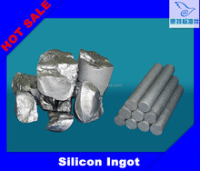 Good quality high purity Silicon Ingot Silicon metal