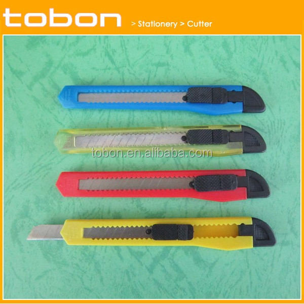 K001 small plastic cutting knife