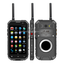 Best Huadoo HG05 IP68 Rugged Quad Core Waterproof Shockproof Mobile Phone 5.0 inch 4G Android 5.1 Smart Phone RAM/ROM 2GB 16GB