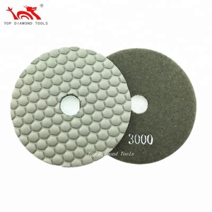 Diamond Abrasives 3000 Grit Polishing Pads Granite Polishing Tools